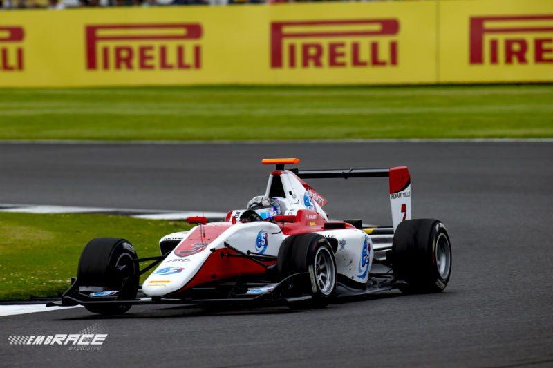 Alex Albon Silverstone