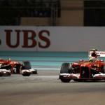 Scuderia Ferrari Alonso Massa