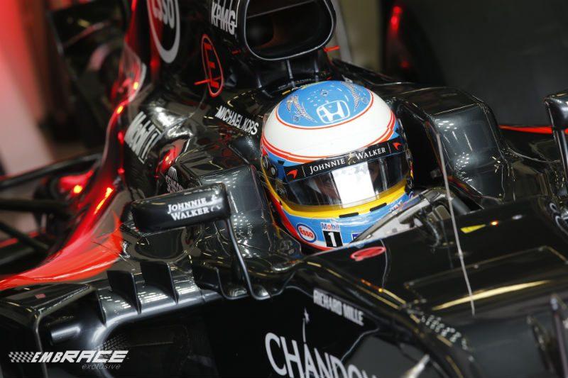 Alonso Silverstone