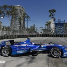 Amlin Aguri Formula E Team Long Beach ePrix 2015