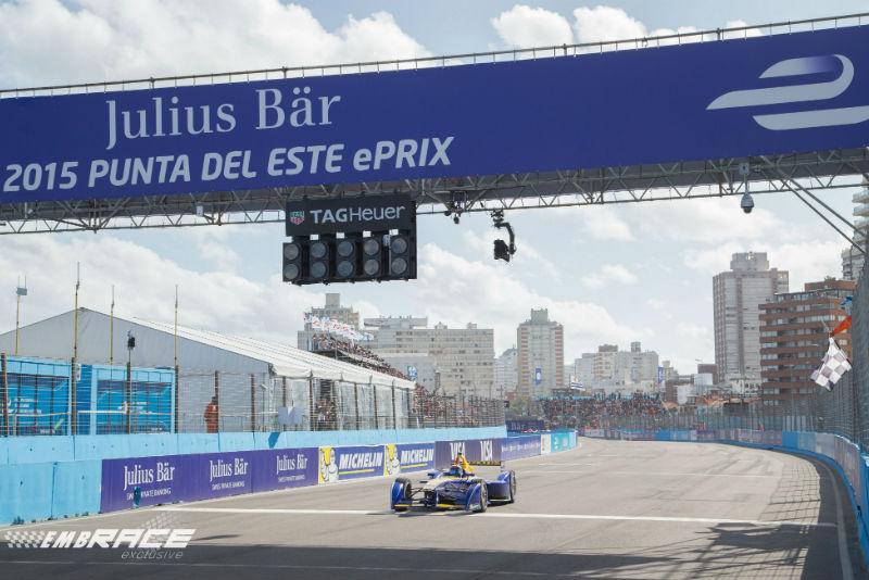 FE: Buemi boekt overtuigende overwinning in Punta del Este