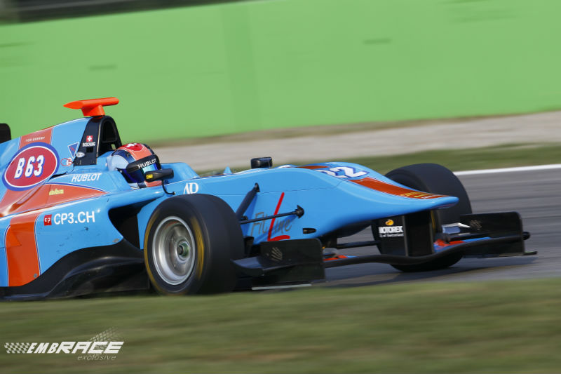 Interview met GP3-coureur Ralph Boschung