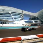 Ericsson Sauber Abu Dhabi