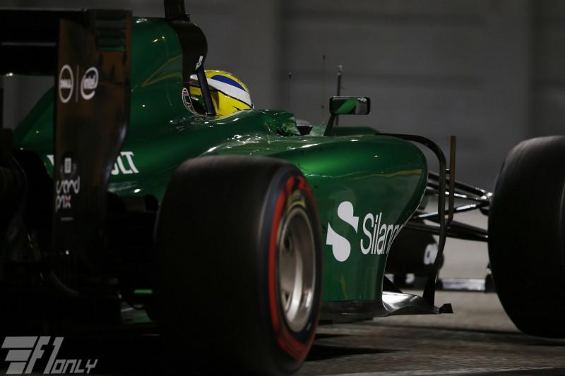 Kobayashi baalt, Ericsson kan geluk niet op