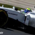 Williams F1 Felipe Massa