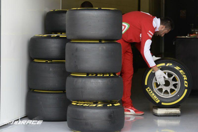 Ferrari Pirelli