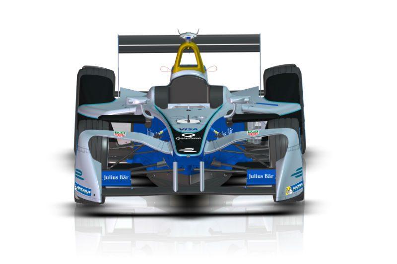 Formule E auto 2016/2017