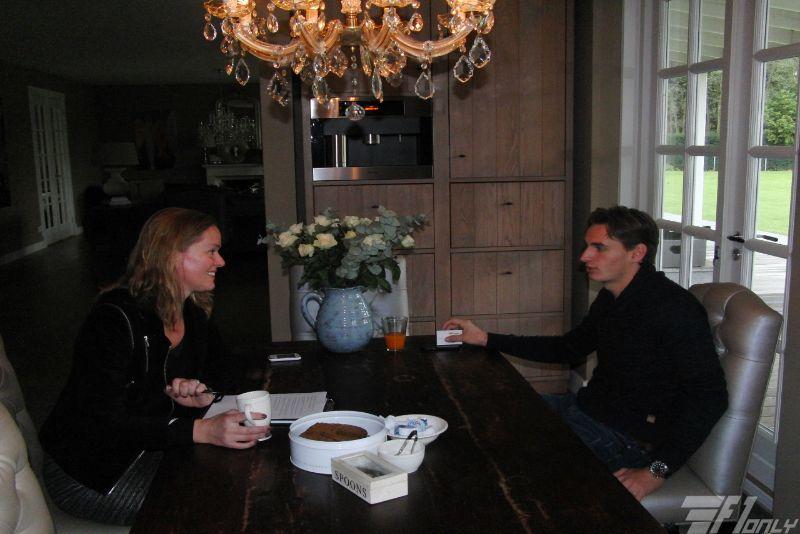 F1only Interview Meindert van Buuren Jr