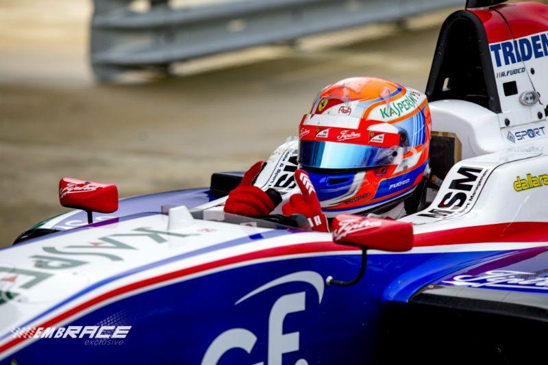 Fuoco Silverstone