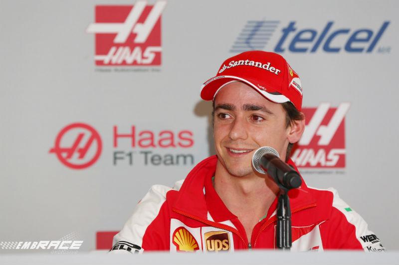 Officieel: Haas bevestigt Esteban Gutiérrez