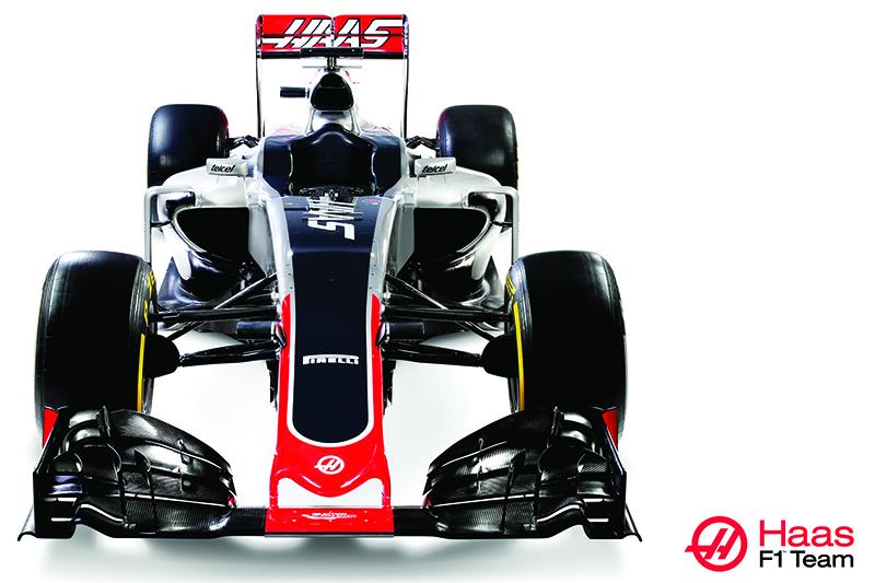 Haas toont eerste Amerikaanse F1-auto sinds 1986