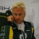 Heikki Kovalainen Caterham
