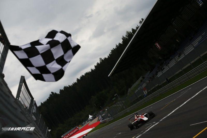 ART Grand Prix Charles Leclerc