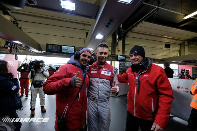 WEC: Audi verslaat Porsche in kwalificatie Silverstone