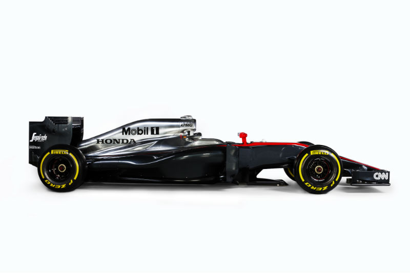 Video: McLaren-Honda presenteert MP4-30