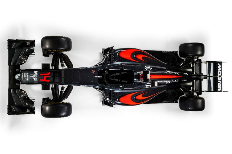 McLaren onthult eerste foto's MP4-31