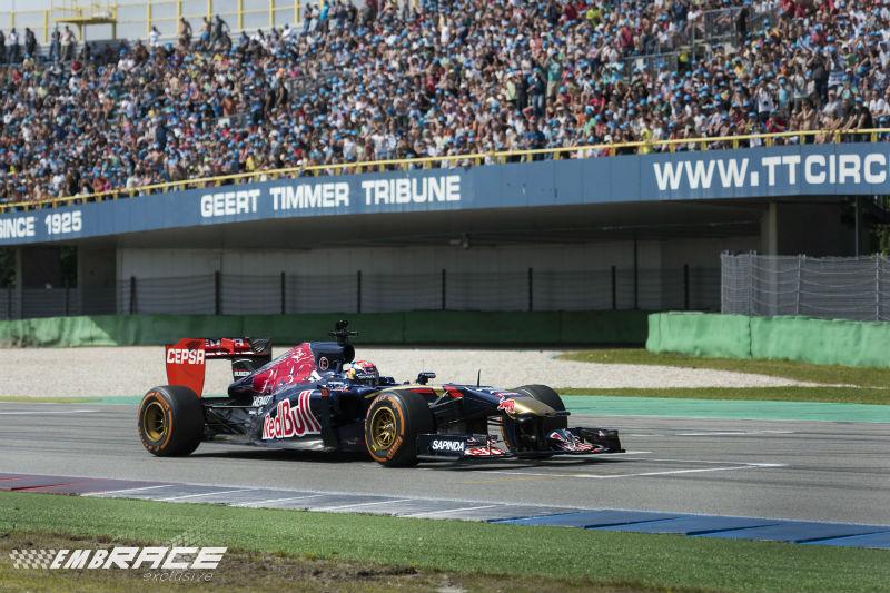 Gamma Racing Day 2015 trekt record aantal bezoekers