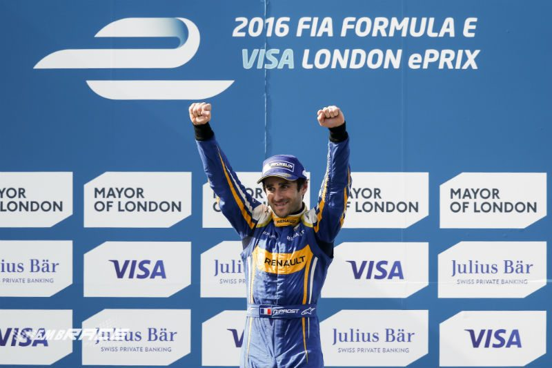 Prost London ePrix