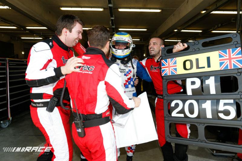 FR3.5: Orudzhev wint, Rowland kampioen