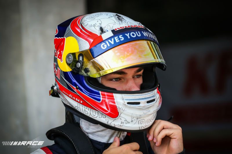 Red Bull Pierre Gasly