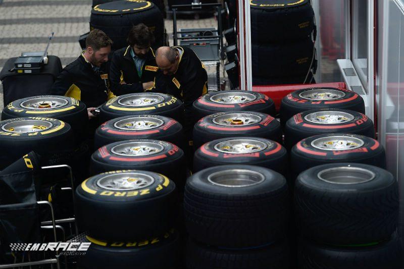 Pirelli compounds