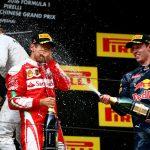 Rosberg Vettel Kvyat China
