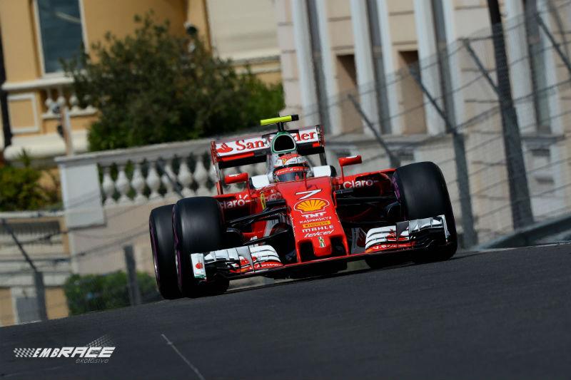 Räikkönen Monaco
