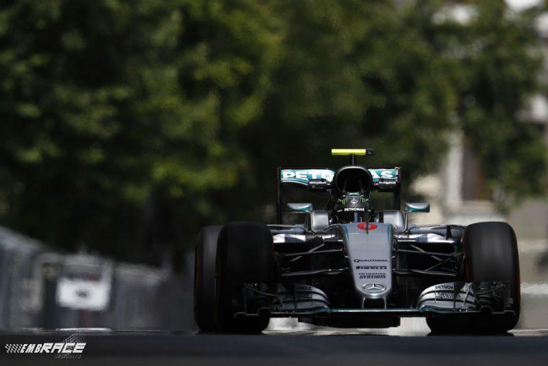 Rosberg Bakoe