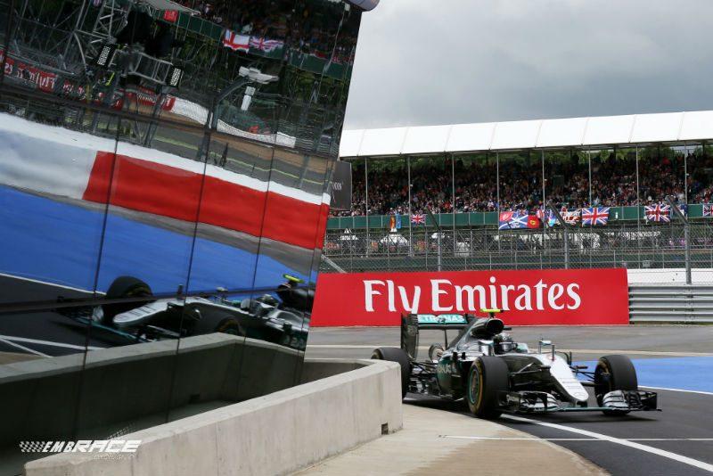 Rosberg Silverstone P2