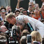 Rosberg Chinese Grand Prix 2016