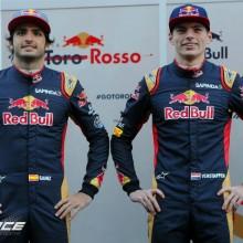 Scuderi Toro Riosso 2016 - Carlos Sainz & Max Verstappen