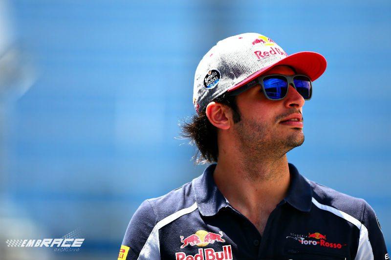 Sainz Toro Rosso