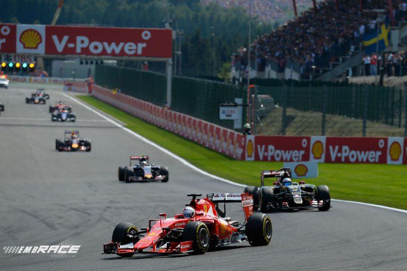 Shell Belgische Grand Prix