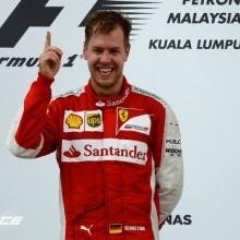 Scuderia Ferrari 2015 - Sebastian Vettel