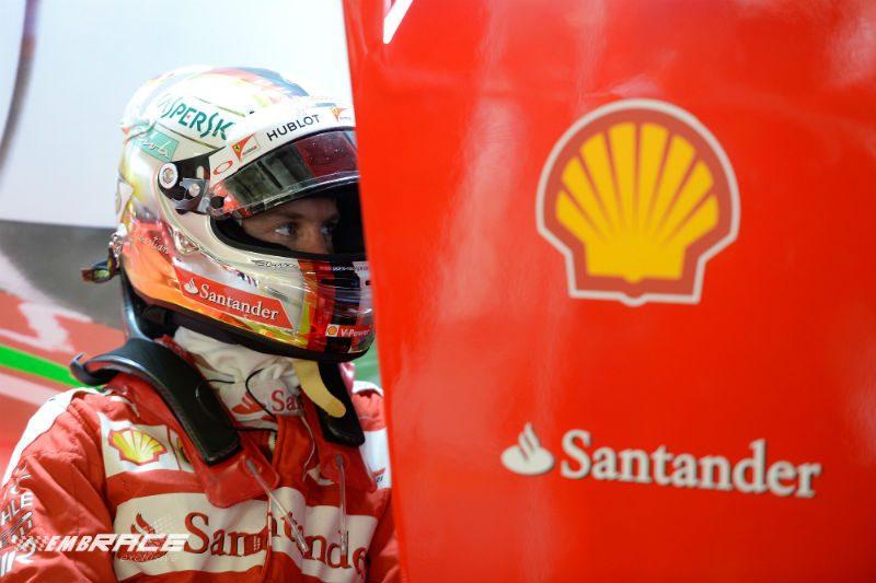 Sebastian Vettel China