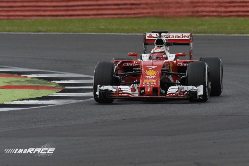 Räikkönen Silverstone
